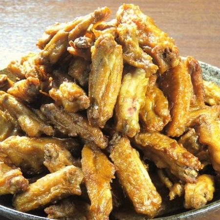 関内の鶏料理専門店[とりいちず]の絶品手羽唐
